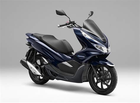 Pcx 2018 Second by Honda Pcx 125 Hybrid Global Launch In September 2018