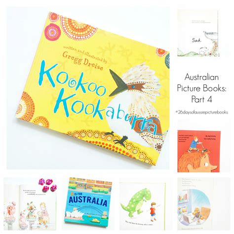 australian picture books australian picture books part 4 oh creative day
