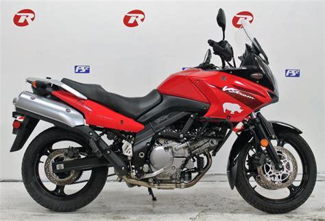 2006 Suzuki V Strom 650 by 2006 Suzuki 650 Dual Sport Motorcycles For Sale