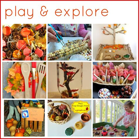 autumn craft projects 50 autumn play and activities for the