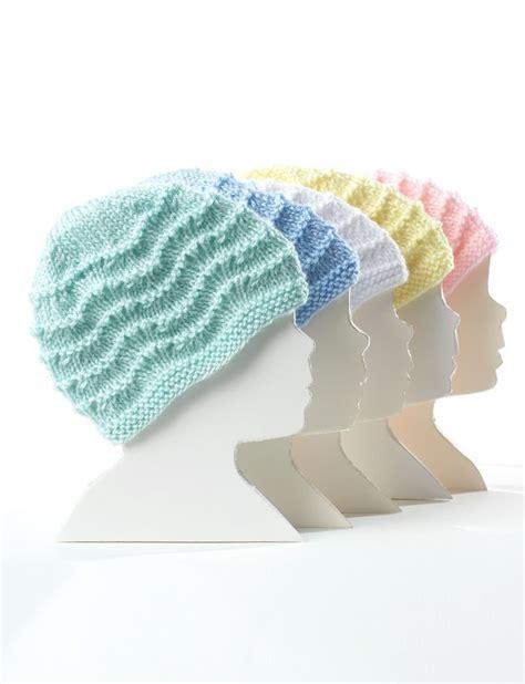 bernat baby knitting patterns knit baby hat in bernat softee baby solids knitting