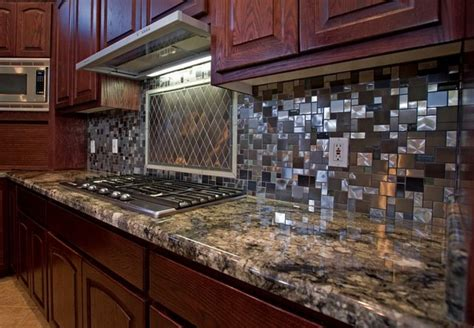 stainless steel backsplash kitchen stainless steel backsplash 2