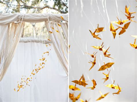 wedding origami paper wedding decorations decoration