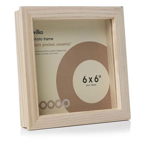 decoupage box frames 4 163 wilko decoupage box frame wood 6inx6in