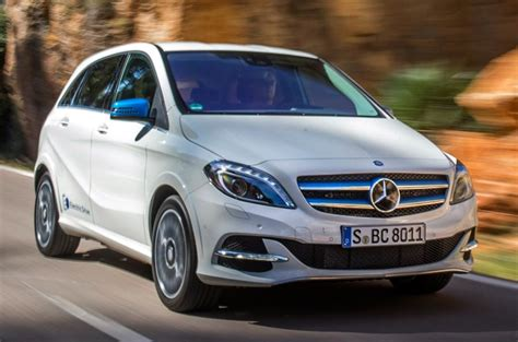 Mercedes B Class Electric by Mercedes B Class Electric Drive Review 2017 Autocar