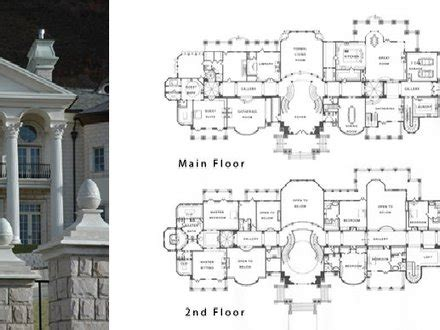 log mansions floor plans modern mansion floor plans mega mansion floor plans log