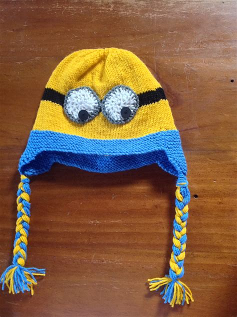 minion hat knitting pattern minions and despicable me knitting patterns in the loop