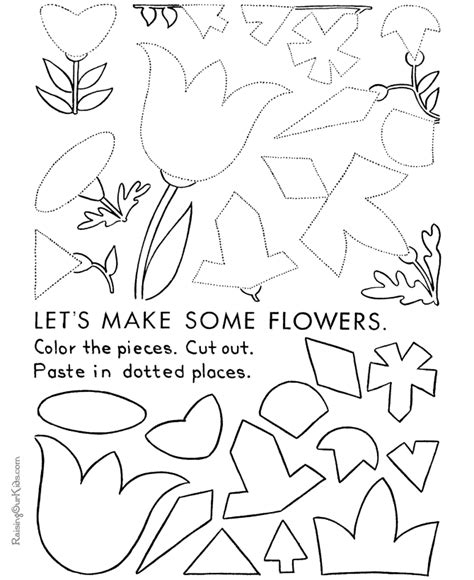 free printable easter crafts for printable easter craft 010