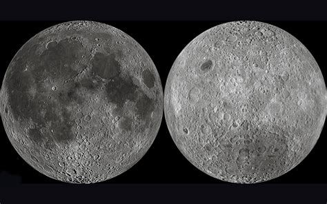 one see why do we always see the same side of the moon
