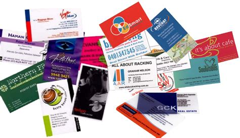 custom card why your business card matters career trends today