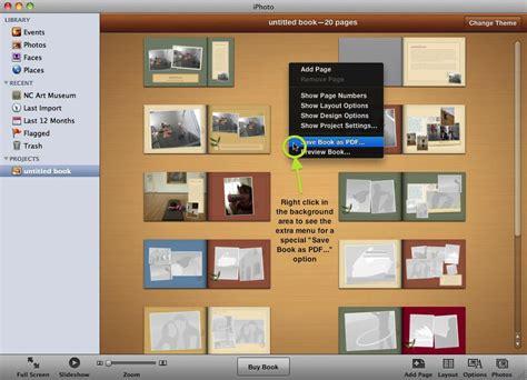iphoto picture book apple iphoto 174 aperture 174 photo book printing prestophoto