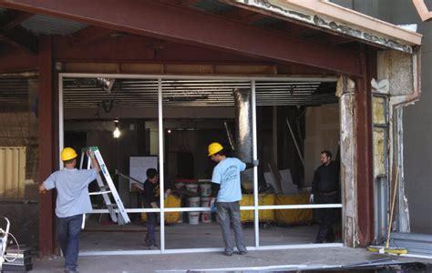 storefront designer storefront design construction installation glass
