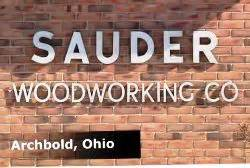 sauder woodworking archbold ohio sauder woodworking receives tax credit for creation