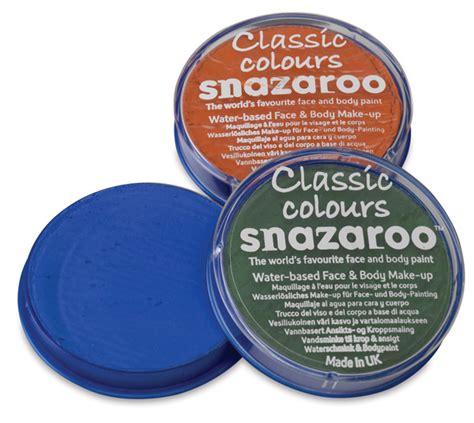 snazaroo paint snazaroo paints blick materials
