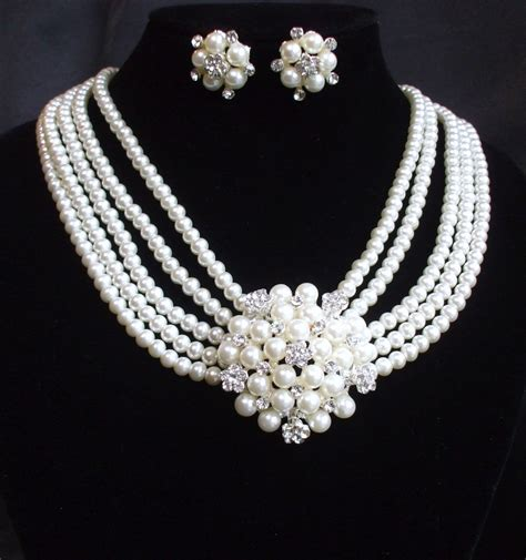 pearls jewelry 14 most pearl necklace designs really
