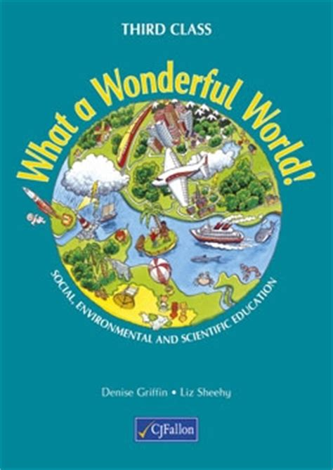 what a wonderful world picture book what a wonderful world book 3 cj fallon