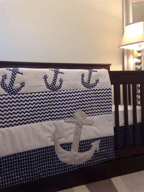 nautical baby bedding crib sets nautical baby bedding anchors on baby bedding by babyetiquette