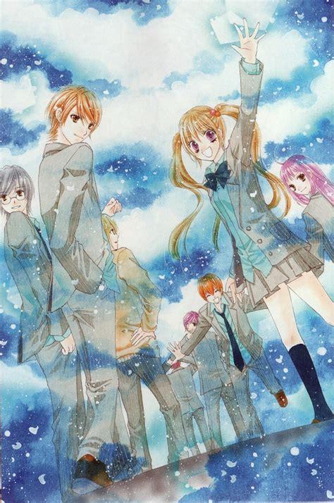 rockin heaven rockin heaven by sakai mayu anime