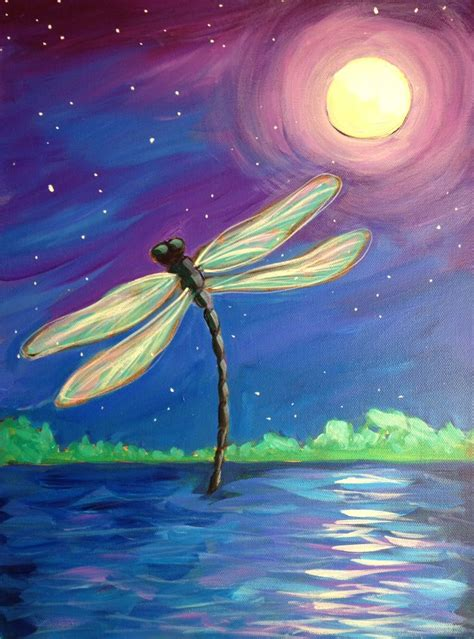 paint nite keene nh 1000 ideas about dragonfly on printing