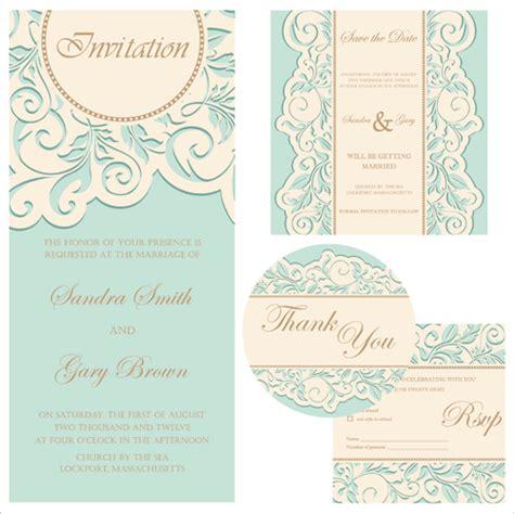 how to make wedding invitation cards retro wedding invitation cards design 01 millions