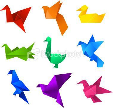 origami of birds origami figuritas de papel marzo 2012