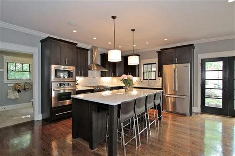 kitchen with island images 20 beautiful kitchen islands with seating
