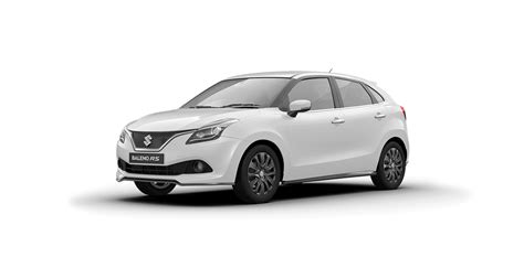 Running Head Lamps by All New Baleno Rs Maruti Suzuki Baleno Rs Launched