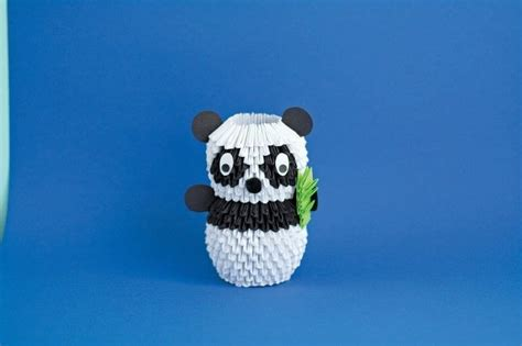 3d origami panda 3d origami panda 183 extract from 3d origami by