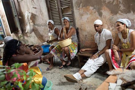 santeria religion cuban bata drumming for santeria ceremony chango chango