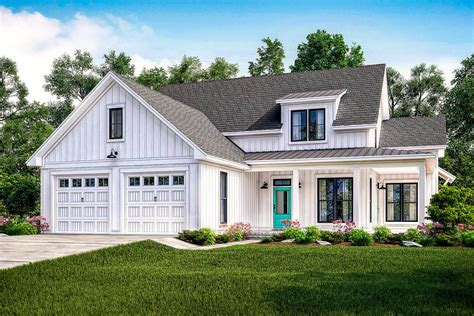 new farmhouse plans exclusive modern farmhouse plan with upstairs 51765hz architectural designs house