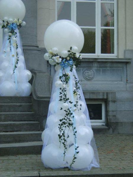 kiddy balloons d 233 coration pour mariage a waterloo belgique