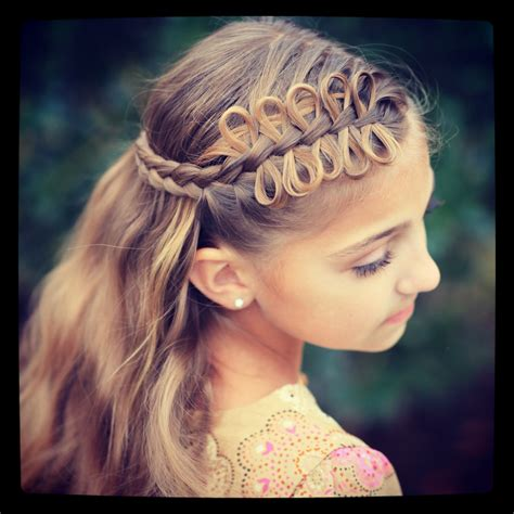 braids with hairstyles prim s bow braid tieback catching the hunger