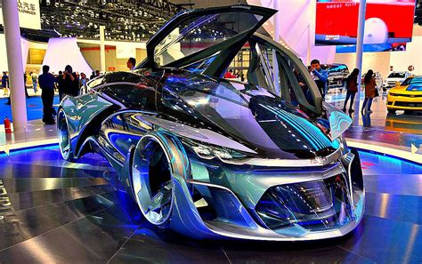 The Best Cars In The World by Top 5 Concept Cars In The World Future Concept Cars