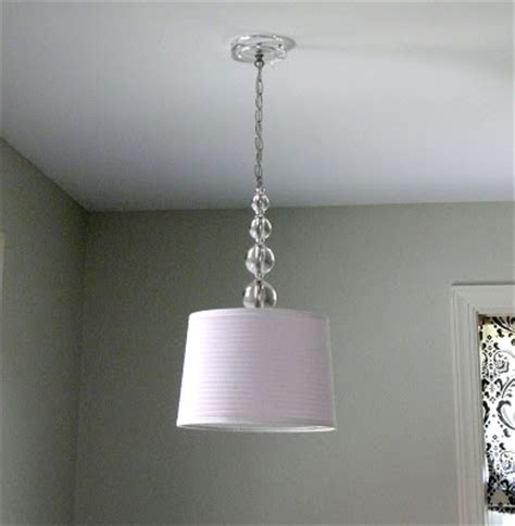 diy l shade chandelier remodelaholic 25 gorgeous diy chandeliers