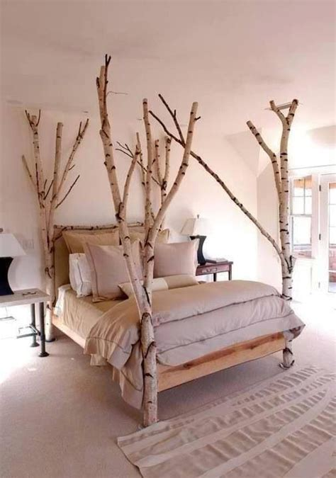 tree branch bed frame trees and branches bed frame inrichting