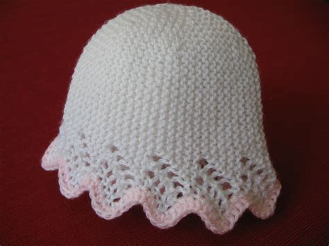 knitted baby hat patterns hat knitting pattern knitting gallery