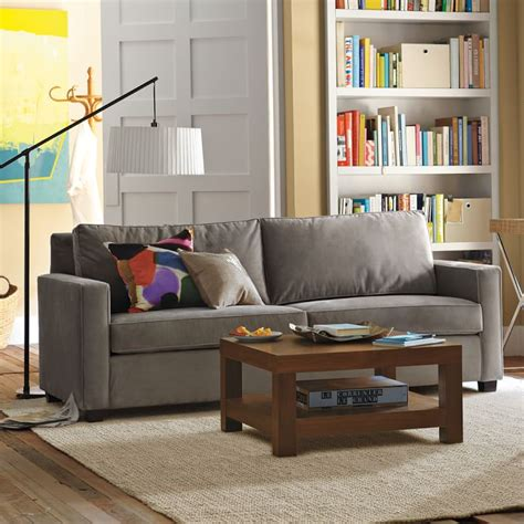 henry sleeper sofa west elm henry sleeper sofa ansugallery