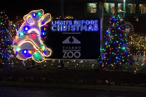 toledo zoo lights hours toledo zoo lightsfore costlights