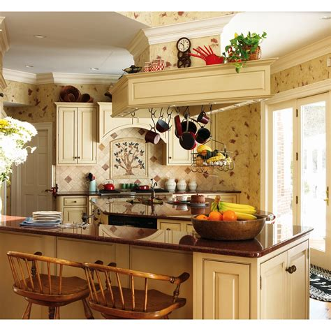 country cottage kitchen design beautiful country kitchens and decorating ideas