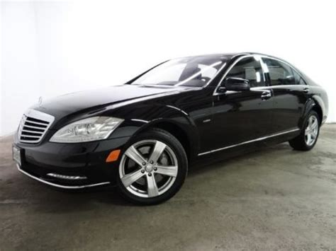 Mercedes Financial Services Phone Number by Buy Used 2012 Mercedes S550 4matic 4 6l Turbo 1