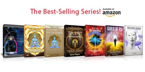 best selling series eric pepin official website best selling spiritual