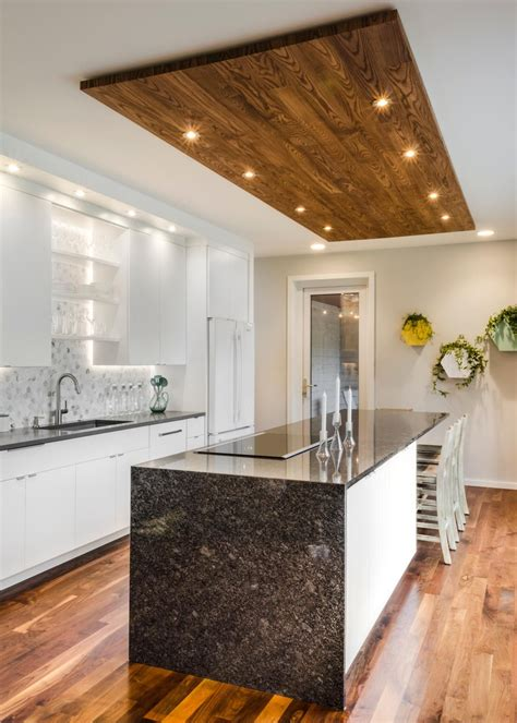 kitchen ceiling ideas pictures white kitchen with wood ceiling naresh in 2018 kitchen kitchen lighting ceiling design