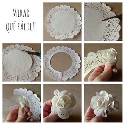 doily paper craft 1000 ideas about doilies crafts on paper