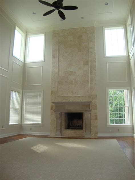 two story fireplace two story fireplace hearth and home