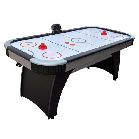 table hockey silverstreak 6 ft air hockey table