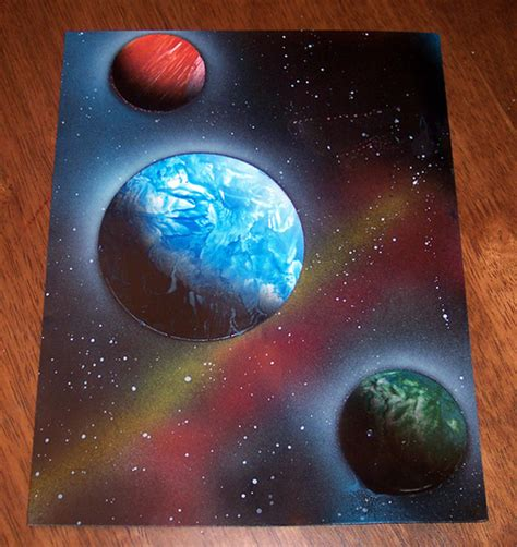 spray paint space spray paint space flickr photo