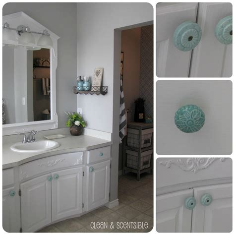 chalk paint bathroom ideas master bathroom part 2 clean and scentsible