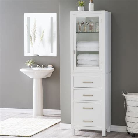 Bathroom White Cabinets by Bathroom Floor Cabinets White Bathroom Cabinets Ideas