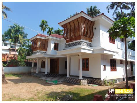 log house designs kerala home low cost house plans elevation and home design in kerala