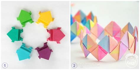cool paper crafts for free coloring pages 8 cool origami paper crafts for